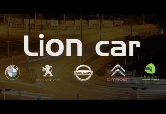 Predajca vozidiel Lion Car Banská Bystrica
