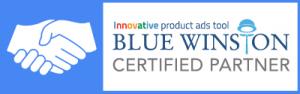 Certifikát BlueWinston