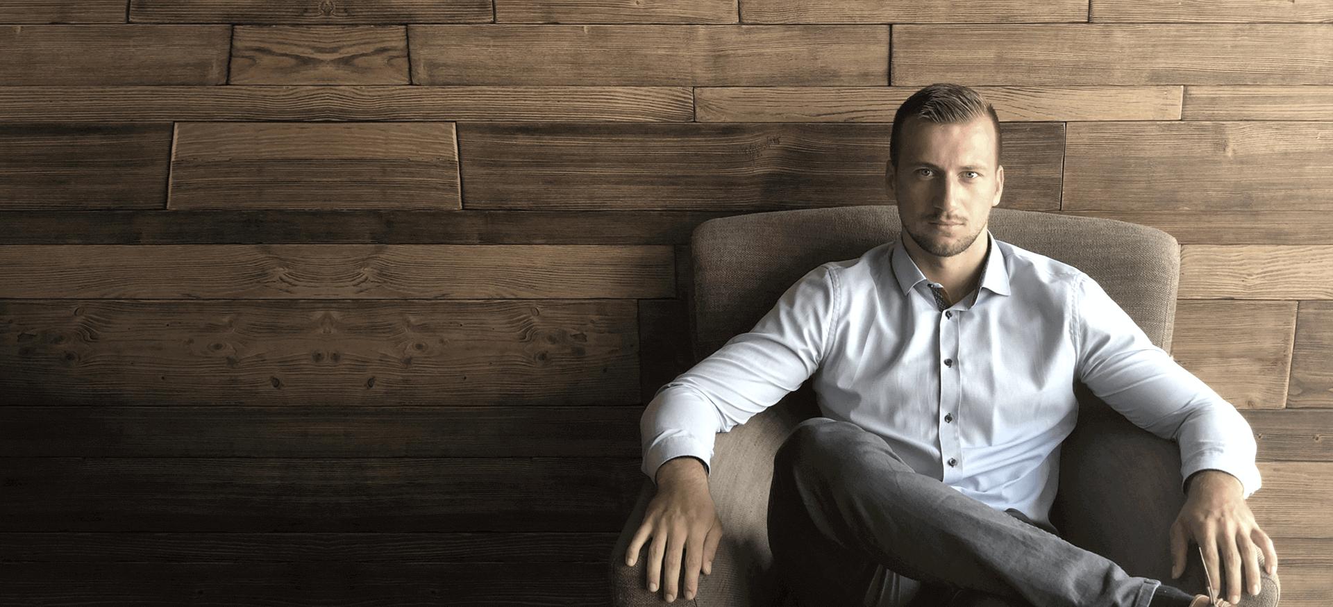 Marketingový konzultant Vladimír Karkuš